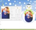 Framy Green Snowman Screenshot 0