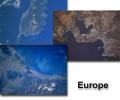 From Space to Earth - Europe Screen Saver Screenshot 0
