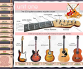 Learn to play Guitar (Unit 1) Screenshot 0