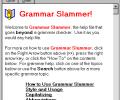 Grammar Slammer Screenshot 0