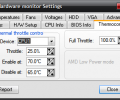 hardware sensors monitor Screenshot 1