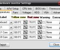 hardware sensors monitor Screenshot 4