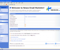 Nesox Email Marketer Business Edition Screenshot 0