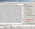 HTML Password Encryption Screenshot 0