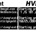HVFULLSC - Video Card and CPI Fonts Screenshot 0