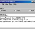 Information Retriever Screenshot 0