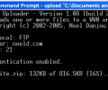 File Uploader Screenshot 0