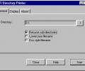 JR Directory Printer Screenshot 0