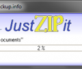 JustZIPit Screenshot 1