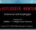 Keylogger Hunter Screenshot 0