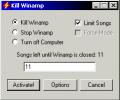 Kill Winamp Screenshot 0