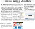 Login King Password Manager (Form-Filler Edition) Screenshot 0