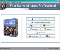 First Name Almanac Screenshot 0