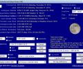 Lunar Calendars and Eclipse Finder Screenshot 0