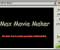 Max Movie Maker Screenshot 0