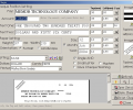 MemDB Cheque Printing System Screenshot 0