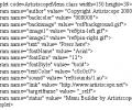 Menu Builder Screenshot 0