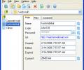 Network Password Manager Screenshot 0