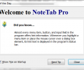 NoteTab Pro Screenshot 2