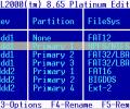 OSL2000 Boot Manager Screenshot 0