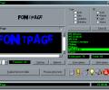 FontPage Screenshot 0