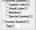 Passwords by Mask Screenshot 2