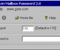 Forgotten Mailbox Password Screenshot 0