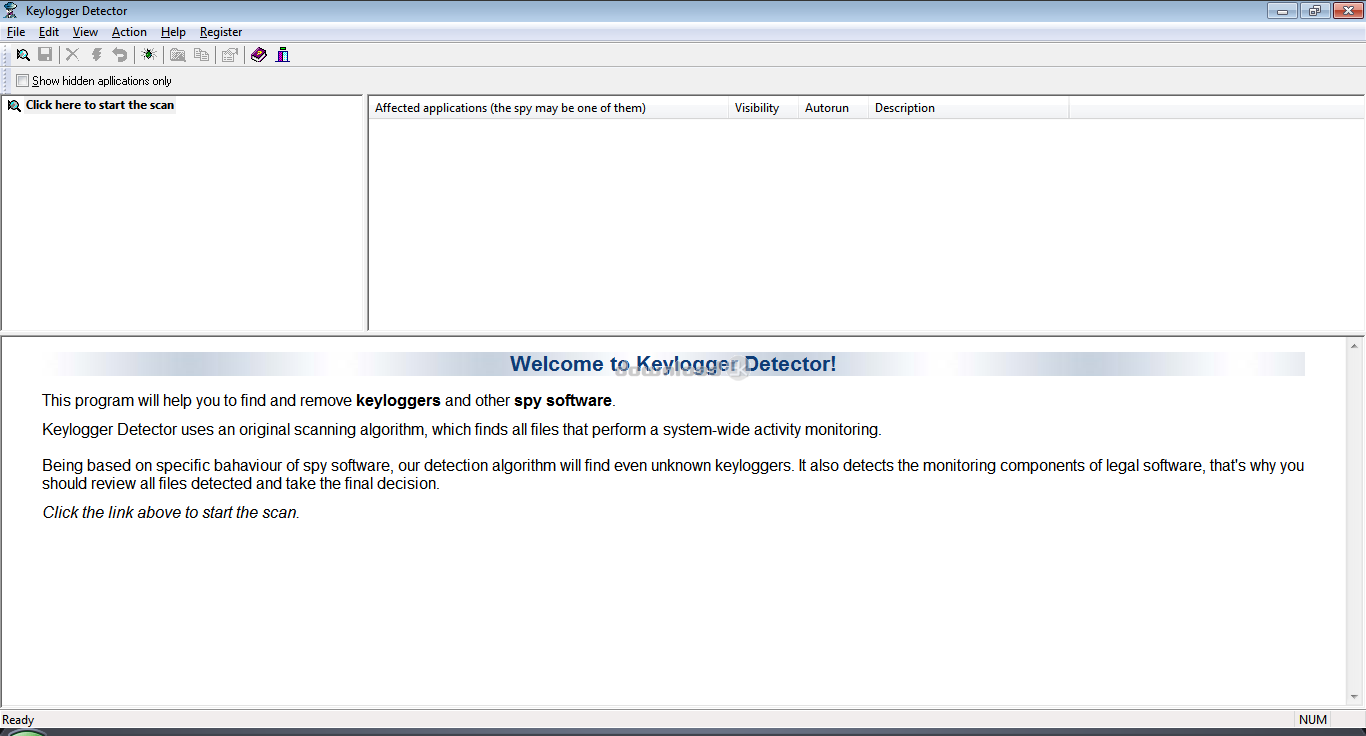 Keylogger Detector 1 35 Review & Alternatives - Free trial