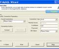 PHP MySQL Wizard ( php Code Generator for Mysql) Screenshot 0