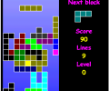 Four Bricks - Free Tetris Screenshot 0