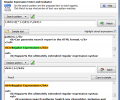 Regular Expression Laboratory Screenshot 0