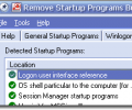 Remove Startup Programs Buddy Screenshot 0