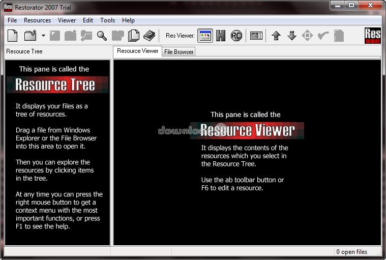 Restorator 2007 U2 Review & Alternatives - Free trial download ... Restorator Screenshot 1 ...