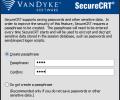 SecureCRT Screenshot 1