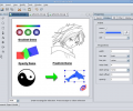 Sketsa SVG Editor Screenshot 0