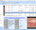 StampManage Stamp Collecting Software Screenshot 0