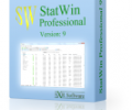 StatWin Professional Screenshot 0