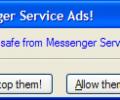 Stop Messenger Service Ads! Screenshot 0