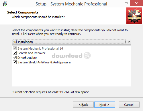 system mechanic offline installer