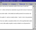 Teachers Report Assistant Screenshot 0
