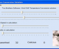 Temperature Conversion Solution Screenshot 0