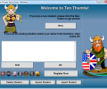 Ten Thumbs Typing Tutor Screenshot 7