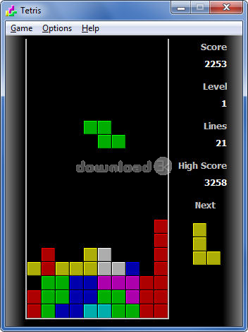 Download tetris.exe Free - Tetris 1.73 install file