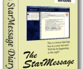 The StarMessage Diary Software Screenshot 0