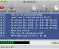 TRx Personal Phone Call Recorder for Mac Screenshot 0
