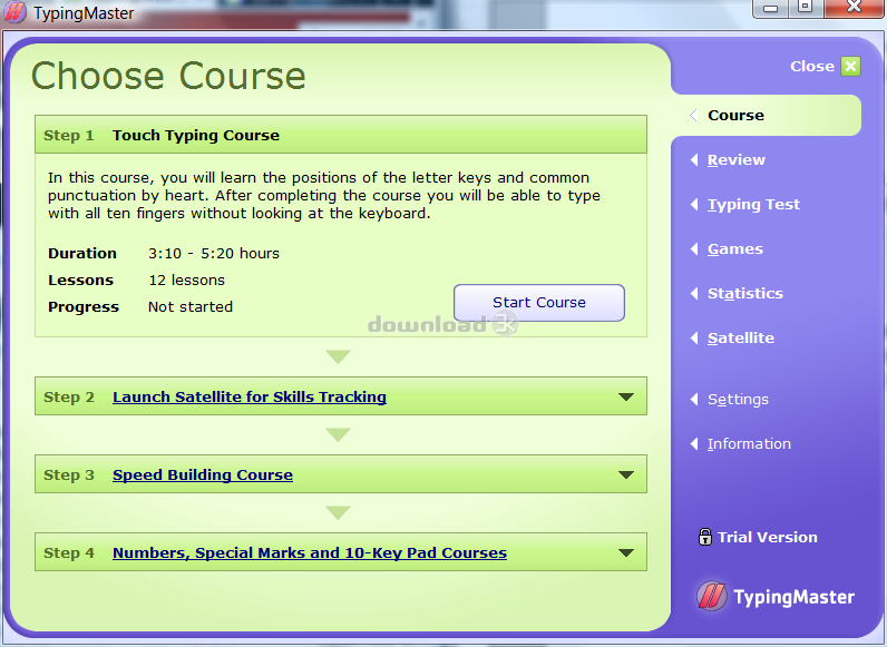 keyblaze typing tutor software with crack