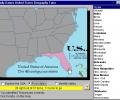 United States Geography Tutor Screenshot 0