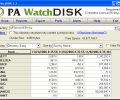 WatchDISK Disk Space Tracker Screenshot 0
