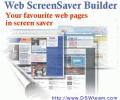 Web Screen Saver Builder Screenshot 0