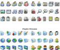 xp and mac style icons Free Screenshot 0